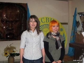 Молоде вино. Юлия Старцева и Юлия Радченко