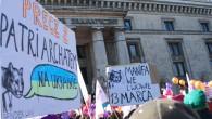 Мітинг  у Варшаві: Фемінізм – це унісекс