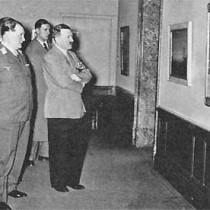 Гитлер и Геринг