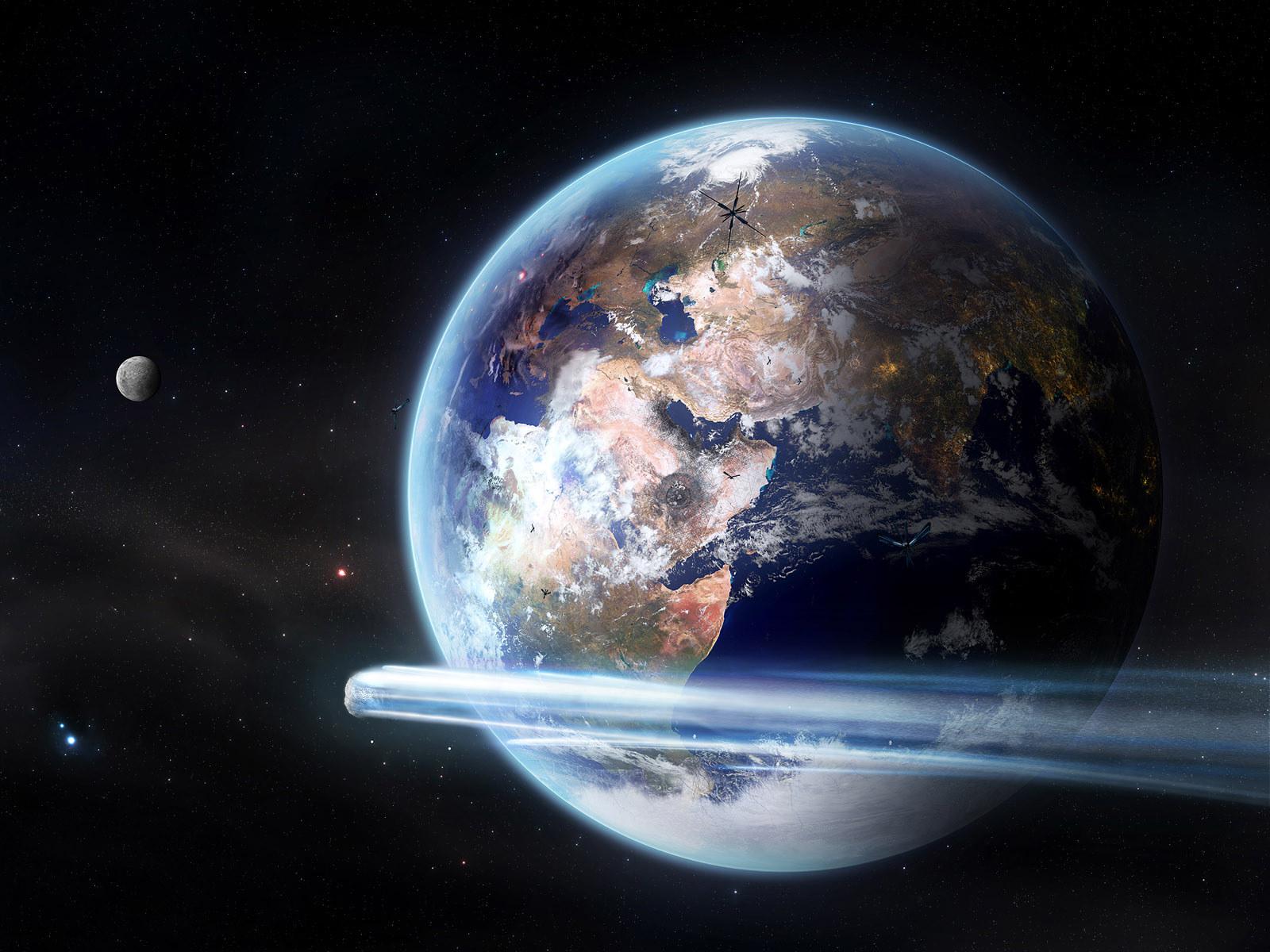 картина земли:
