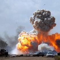 война в ливии