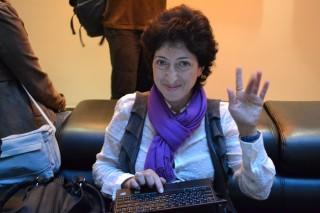 Татьяна Тумасян, директор Харьковской муниципальной галереи - включенное наблюдение за проектом