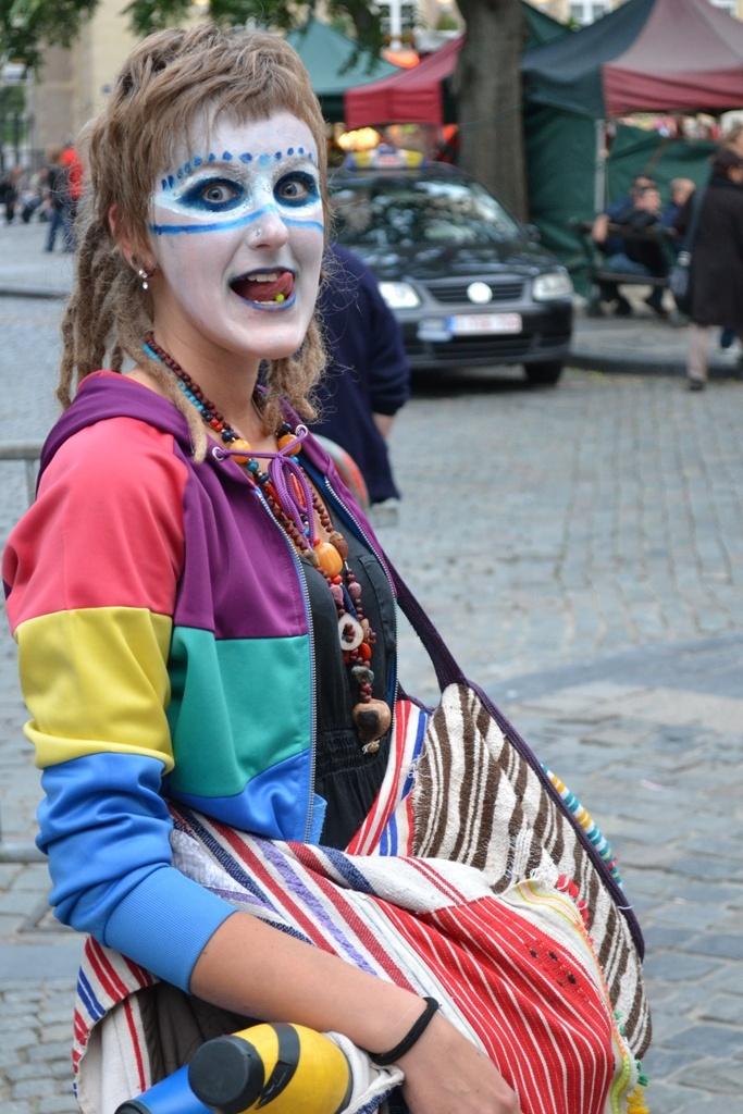 Jolan Lieja: Each freak dream to live in Amsterdam!