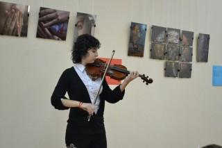 Скрипка, как символ расстования