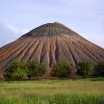 Террикон - горбатая гора