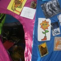 арт-палатка