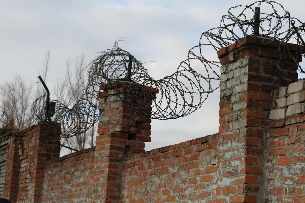 Стена завода Ленина