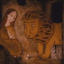 Младенец и Лев