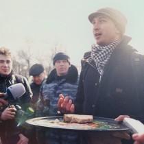 Мінкін на акції СТАН проти Сталіна