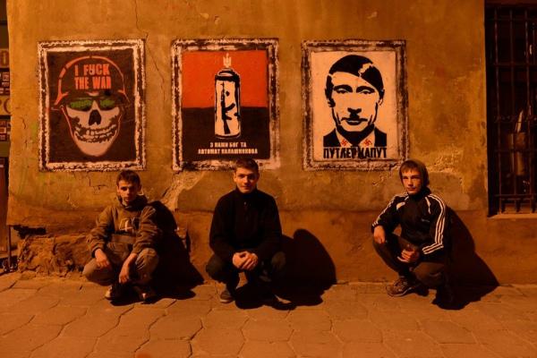 Про події що відбуваються в україні