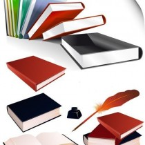 book-vector-mix